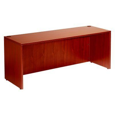 Boss N103 C Desk Shell Cherry By Norstar Office Products Inc 300 42