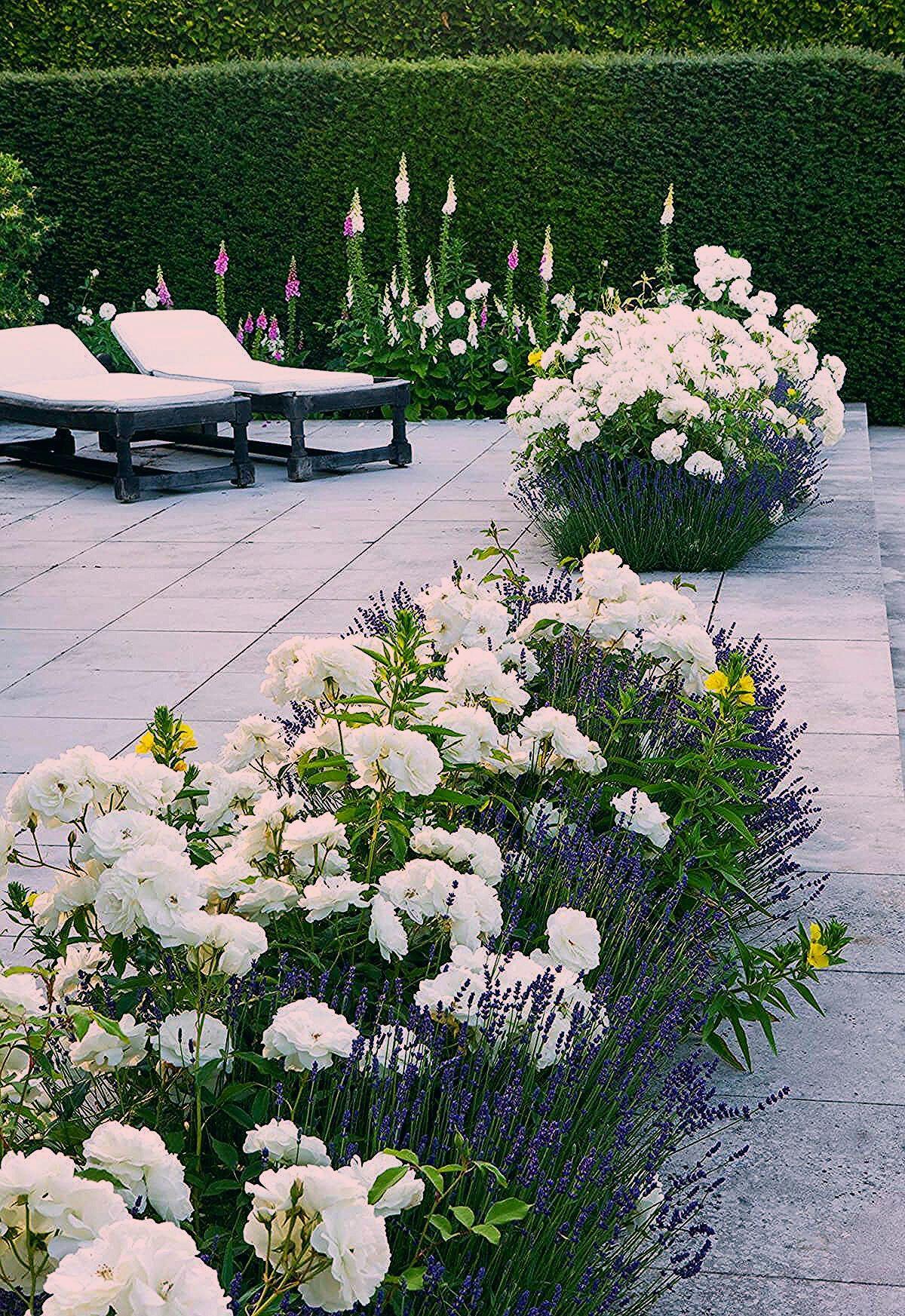 27 wunderschöne und kreative Blumenbeet-Ideen zum Ausprobieren - Hause Dekore
