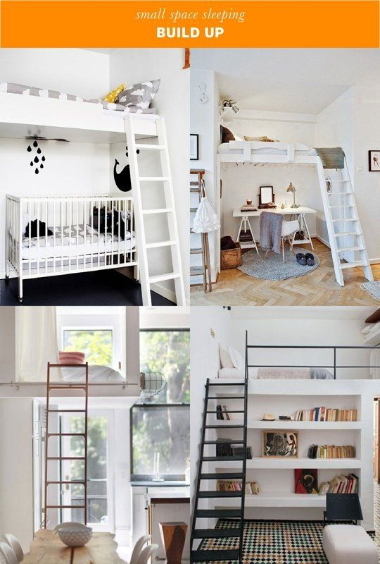 Small Space Sleeping Solutions Small Spaces Home Small Space
