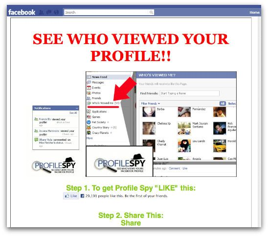 How To See Who Visited Your Facebook Profile Who Viewed My Facebook Best Facebook Facebook Profile