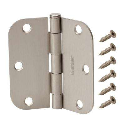 Search Results For Door Hinge At The Home Depot Door Hinges Satin Nickel Hardware Door Accessories