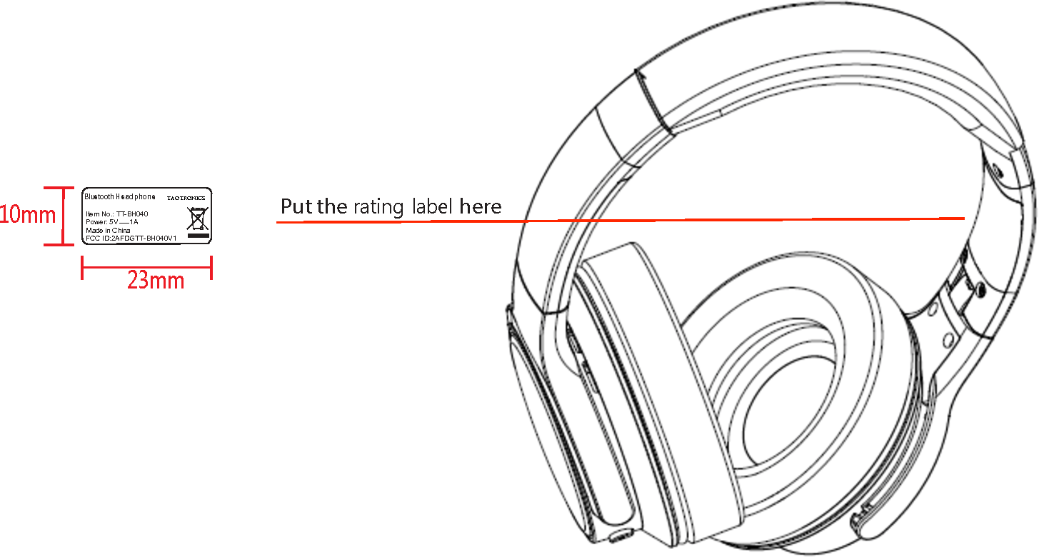 SUNVALLEYTEK INTERNATIONAL, INC. Bluetooth Headphone TT
