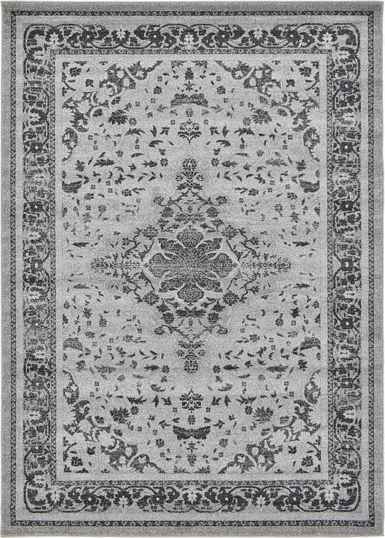 Gray 7 0 X 10 0 Classic Tri Color Rug Area Rugs Rugs Area Rugs Grey Area Rug
