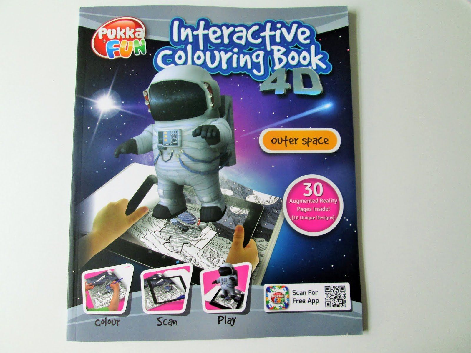 Virtual Coloring Book For Adults Awesome Us Two Plus You Pukka Fun Interactive Colouring Books 4d Coloring Books Books Color