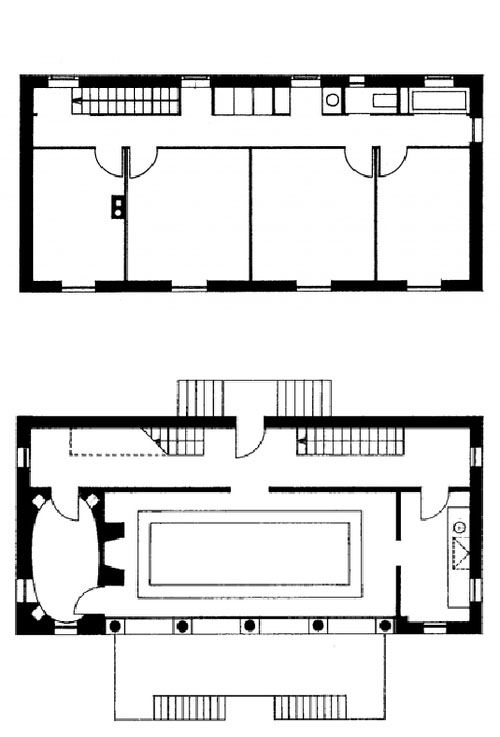 Faylandhousefloorplan floorplans sections diagrams be inspired by architectural drawings and discover new trends in the best online archive of architectural detail drawings malvernweather Image collections