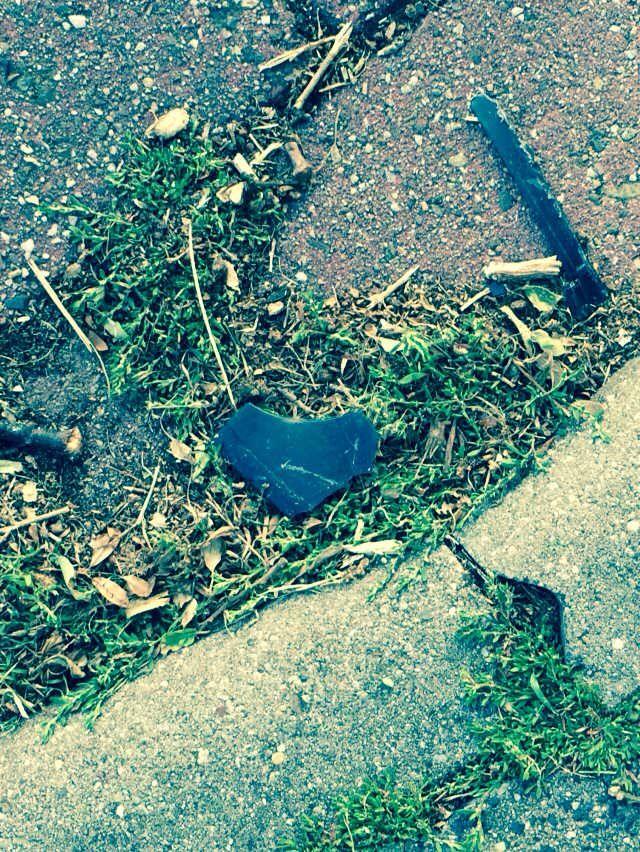 Heart on the street