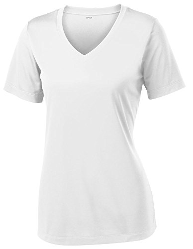 76d2ad0d Opna Women's Short Sleeve Moisture Wicking Athletic Shirts Sizes XS-4XL