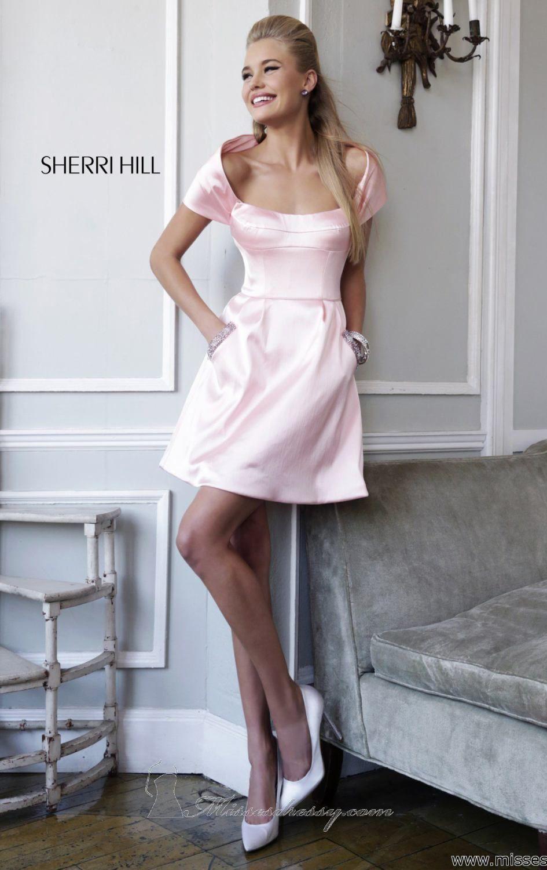 Sherri Hill 21297 by Sherri Hill | Valentine\'s Day Boutique | Pinterest