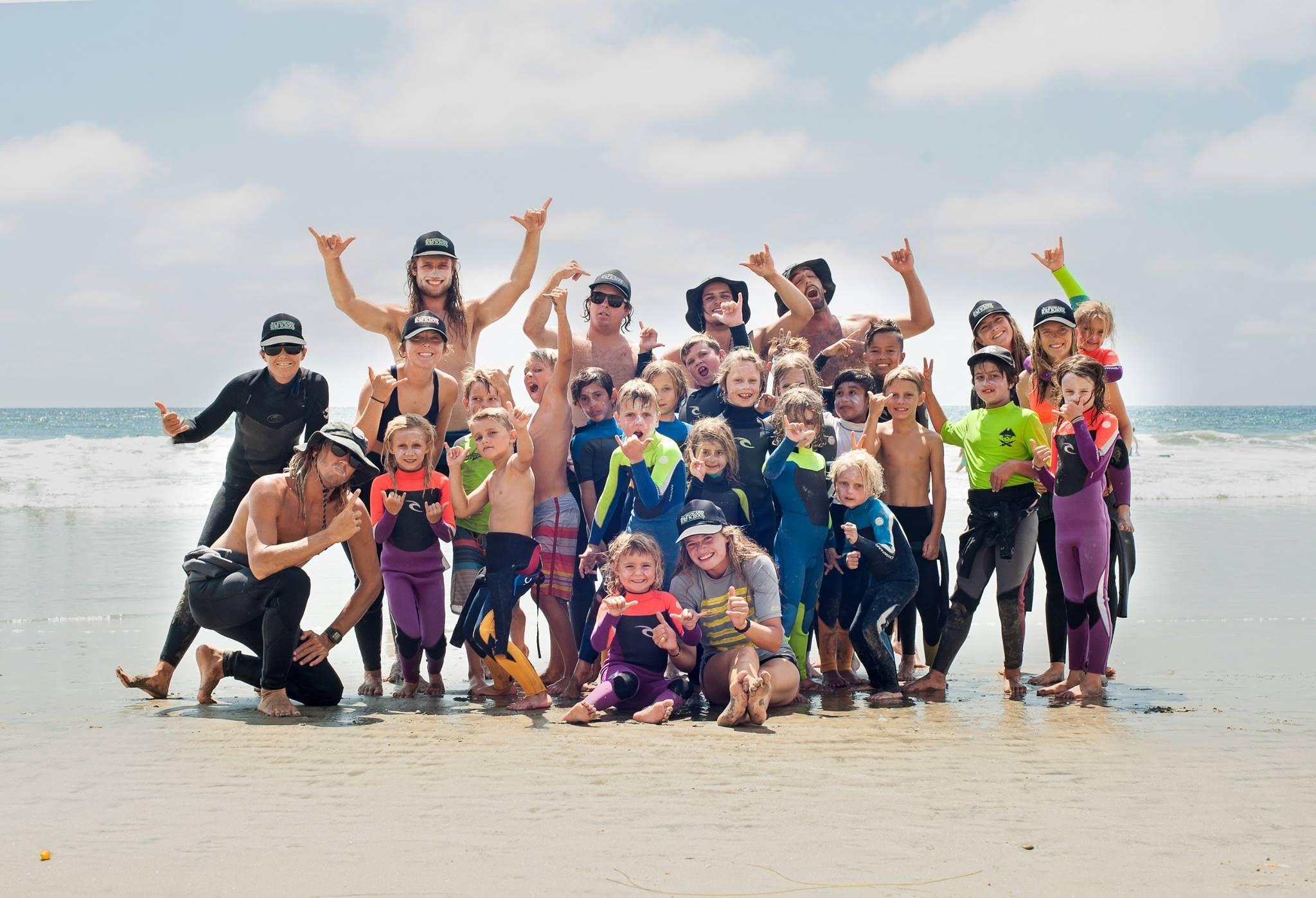 Eli Howard Surf Camp