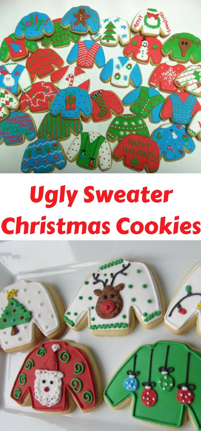 the party christmas cookie for decorations cookies holiday com yeah decorating immaeatthat ugly sweater your decor