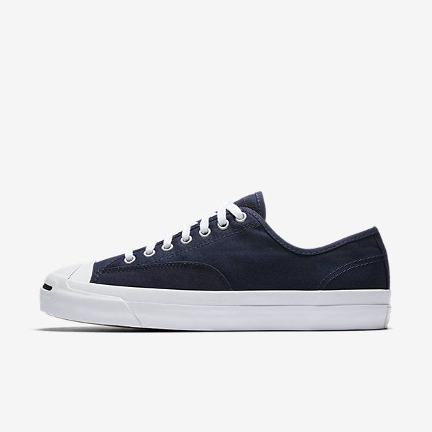 6229ba5857b4 Converse Jack Purcell Pro Canvas Low Top Men s Skateboarding Shoe ...