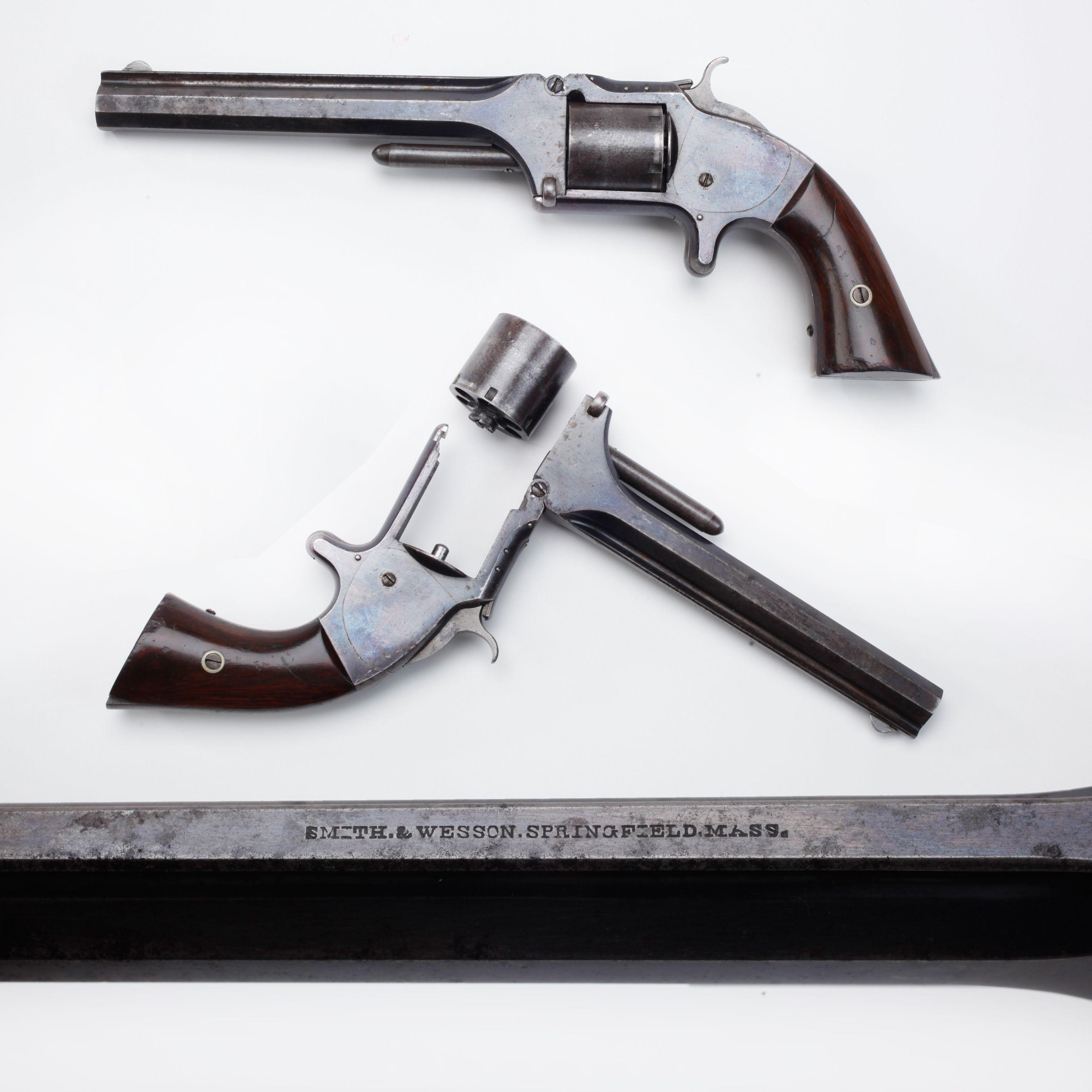 dating s&w revolvers Tønder