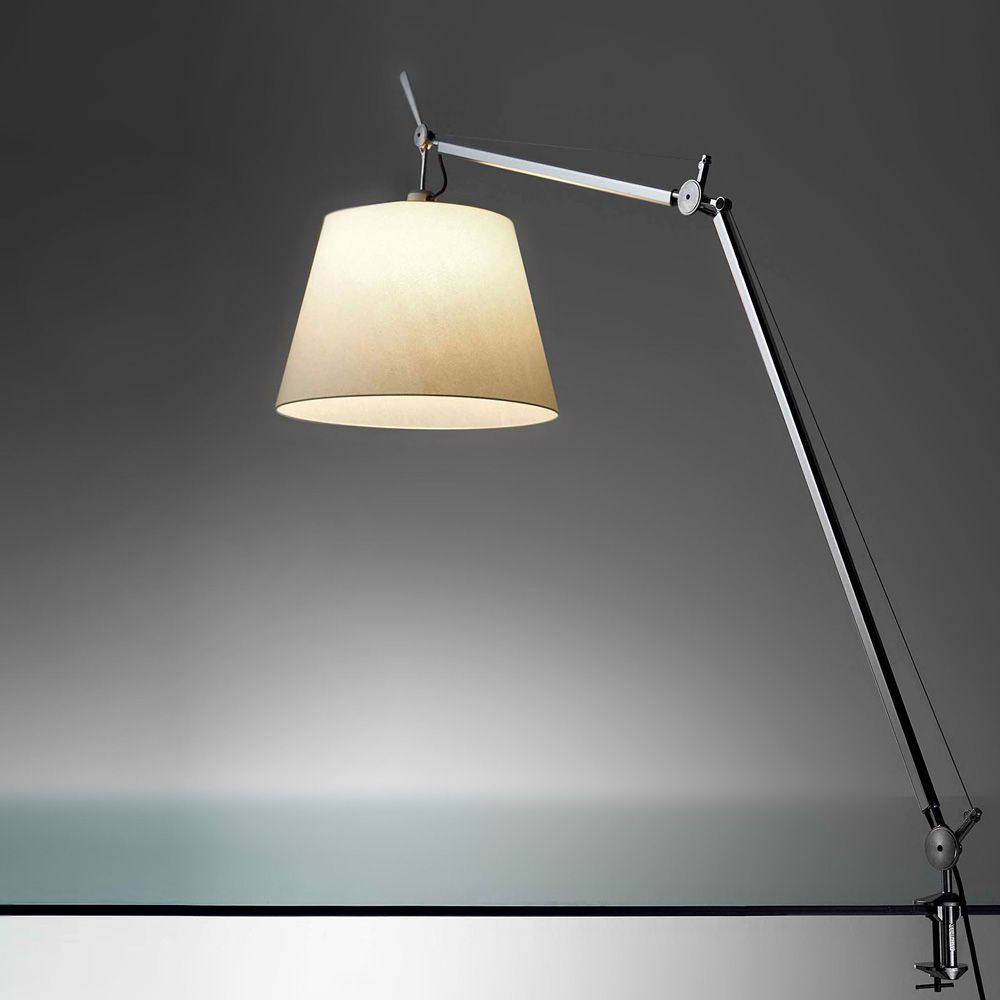 Artemide Tolomeo Mega Led Table Lamp Olighting Table Lamp Lamp Modern Table Lamp