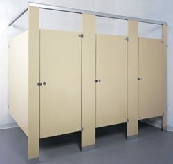 powder coated toilet partitions wwwlockersnmorecom toilet stalls - Bathroom Stall Partitions