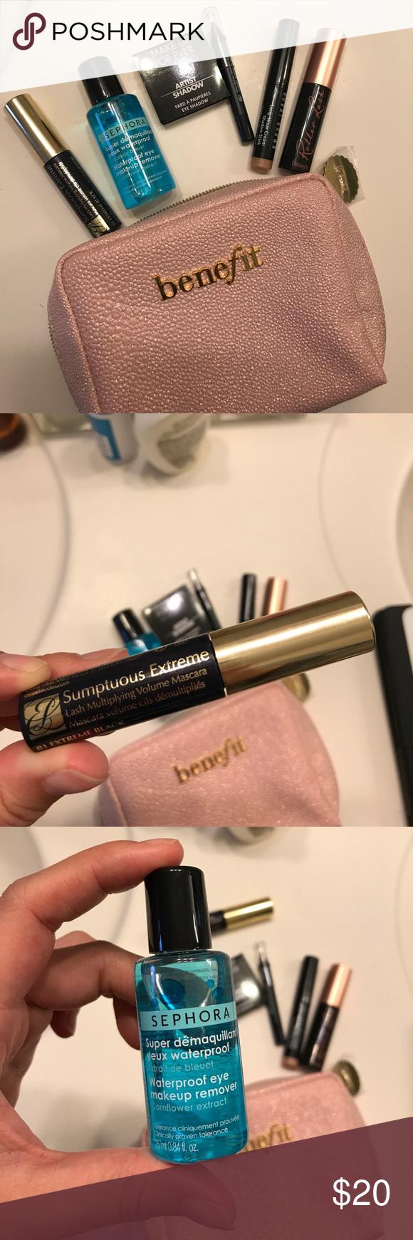 6 piece Eye Makeup Bundle Bundle Contains Estée Lauder