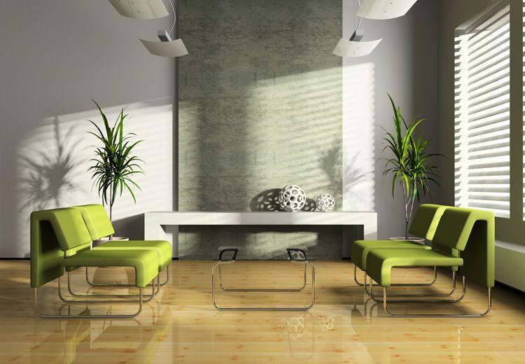 interieur kantoor groen - Google zoeken | Central Designed Security ...