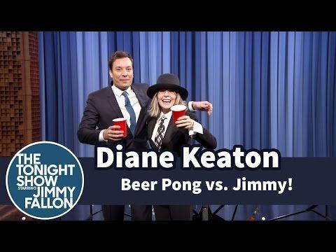 Pin By Allison Lawson On The Show Diane Keaton Jimmy Fallon Jimmy Fallon Videos