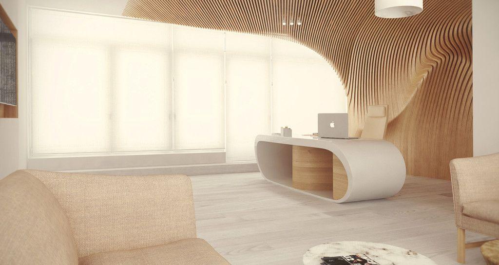 Параметрический дизайн интерьера