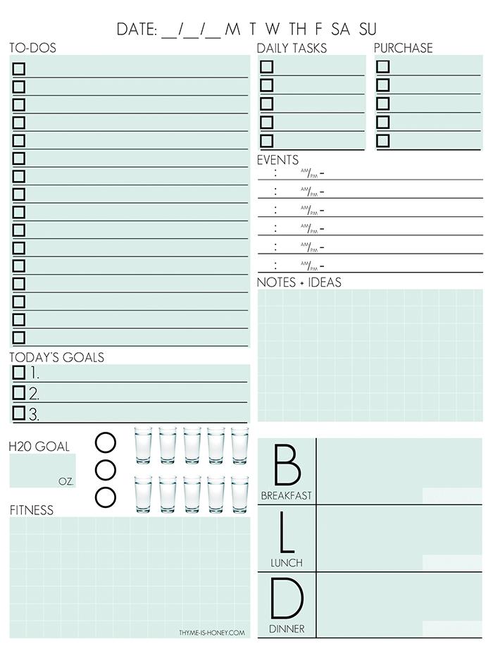 無料 Ipadのノートアプリでも使える ノートやスケジュール手帳