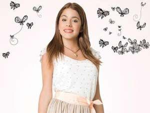 Vestir Y Maquillar A Violetta Genial 12 Violetta Disney