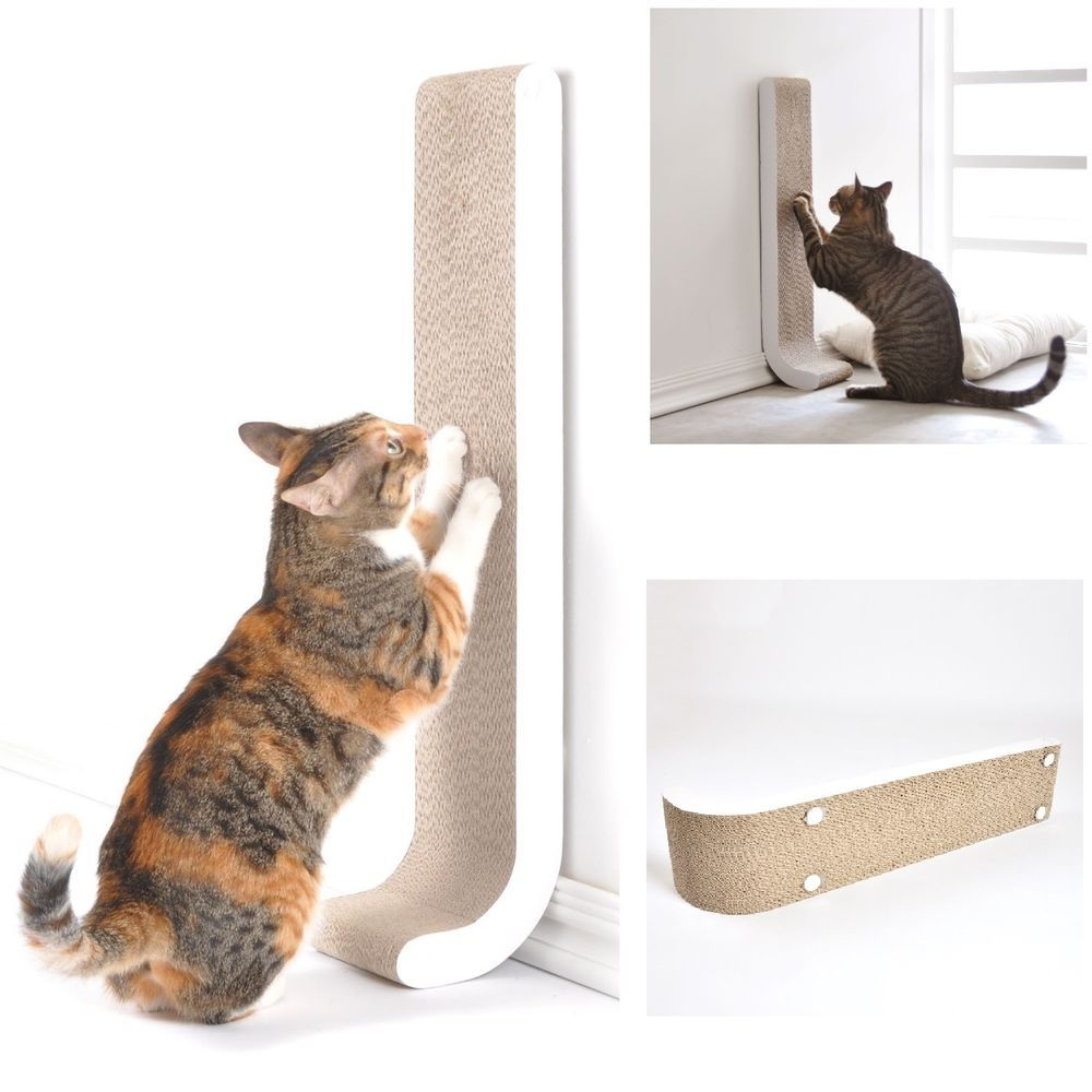 wall mounted cat furniture. Wall Mounted Cat Scratching Post 26\ Furniture