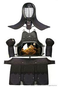 9039077d0 Grandmaster Taejoon Lee's custom bogu 0.8 BU Hand Stiched Tezashi Kendo  Bogu Set