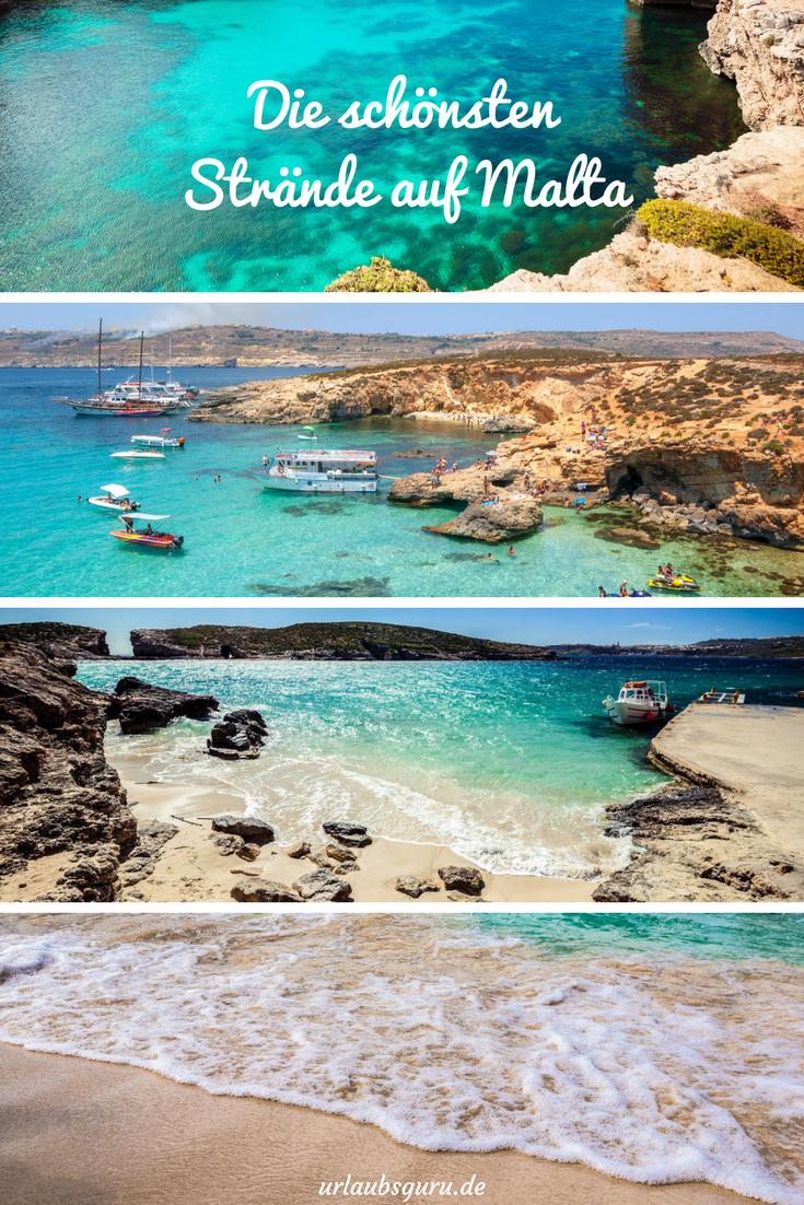 Pin Auf Malta Urlaub