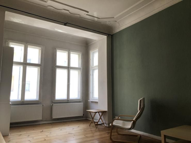 Furnished apartment with balcony near Schloss