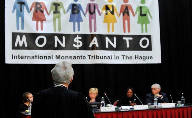 Monsanto Faced Citizens' Tribunal For 'Crimes Against Nature And Humanity' | Care2 Healthy Living