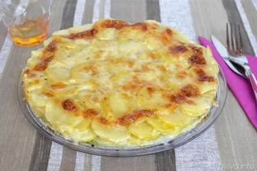 Parmigiana Di Patate Ricetta Food And Drink Mangiare E Bere