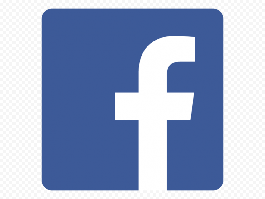 Hd Blue And White Square Facebook Fb Logo In 2021 Blue And White Fb Logo Png Blue