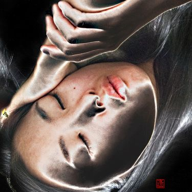 "Saatchi Online Artist Pavel Rehurek; Photography, ""Eunka Dreaming, Limited Edition 3/5"" #art"