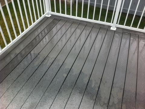 Spray Clean Composite Deck Cleaner Home And Furniture In