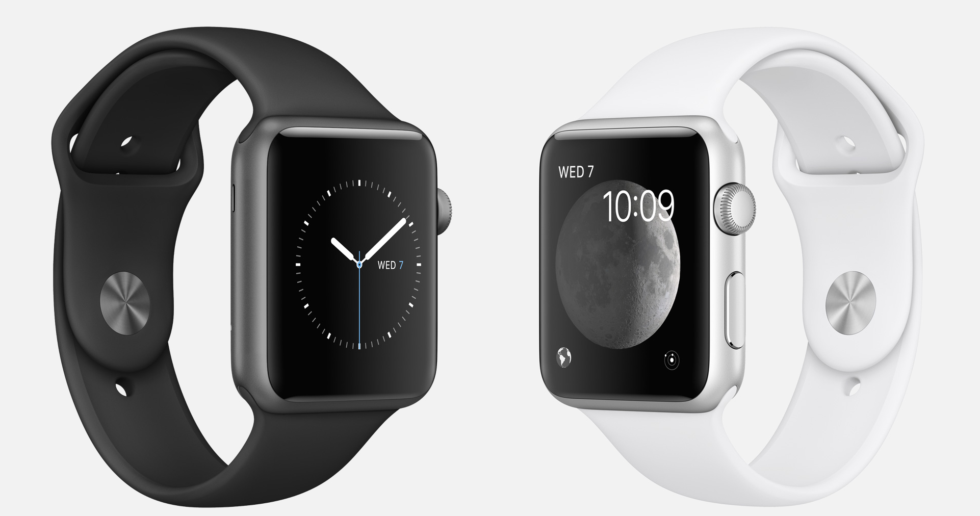 Apple Watch Series 2 is a bit thicker and heavier than the