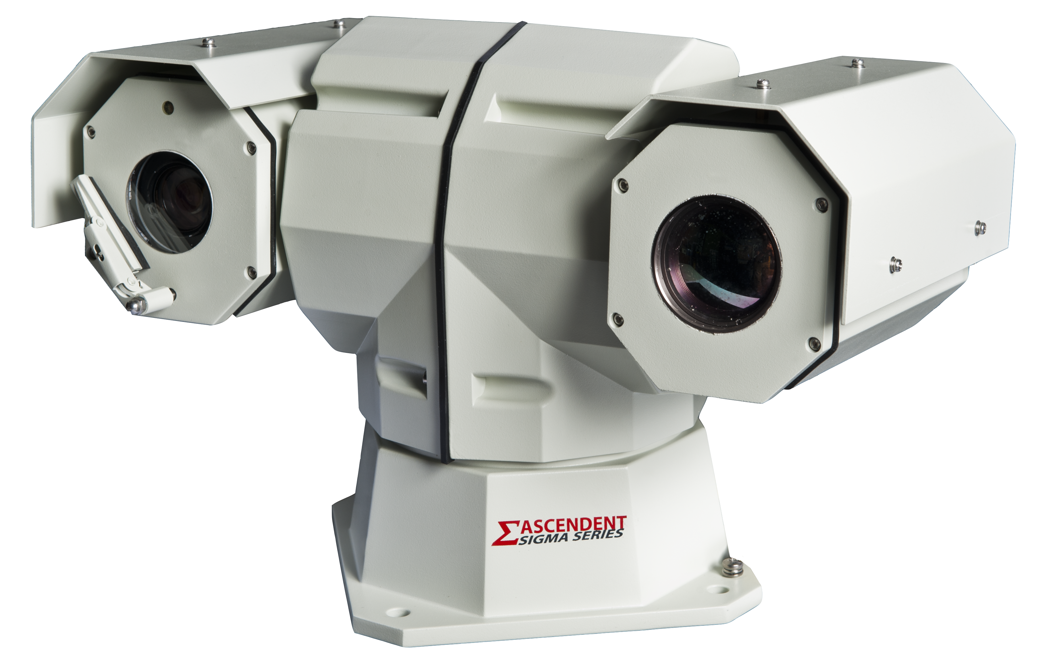 Rugged Thermal Optical Security Ptz Camera High End Professional Video Surveillance Equipment Pinterest