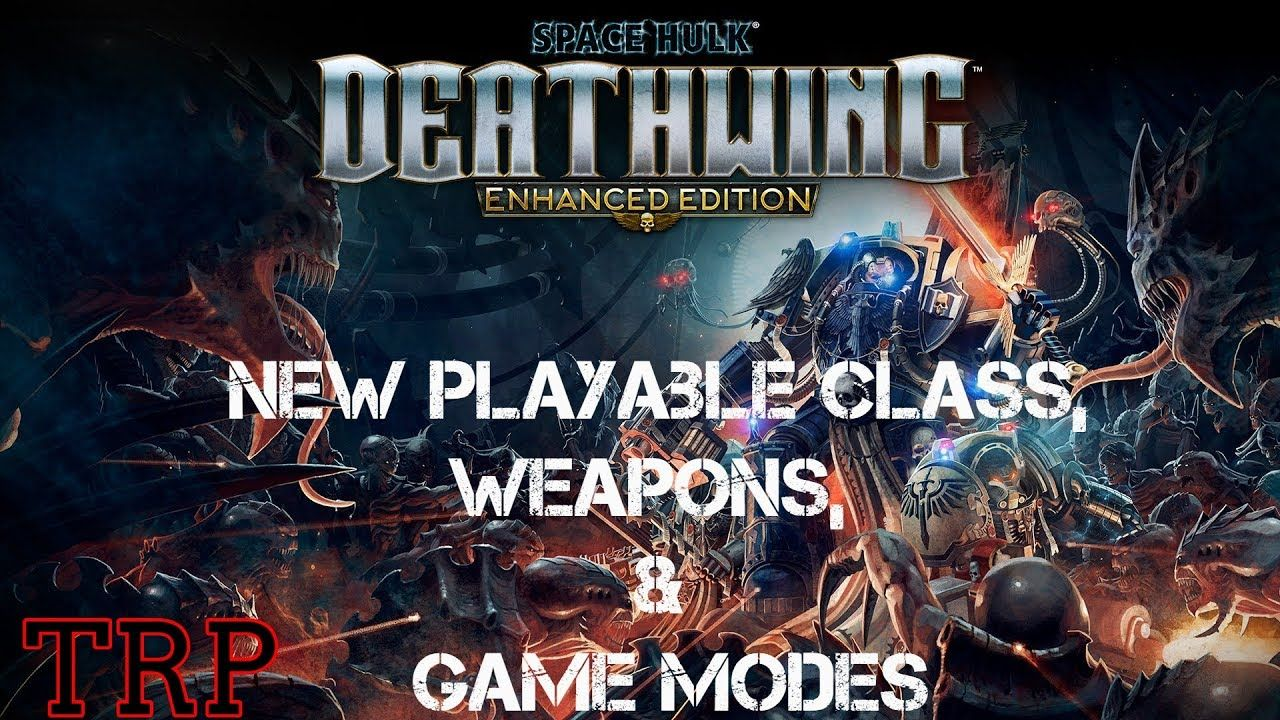 SPACE HULK: Deathwing ENHANCED Edition: New Class - Weapons - Game