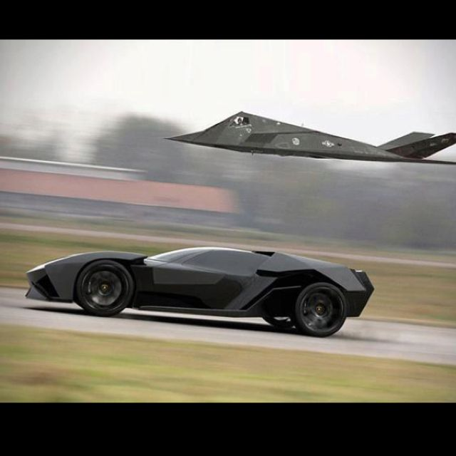 Lamborghini Shows Us An Electric Future We Can Fully