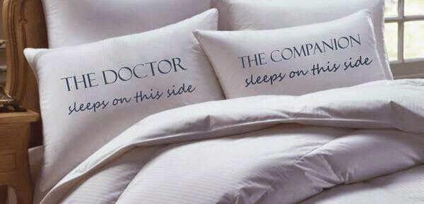 Doc who bed set awesomeness