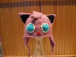Image result for pokemon crocheted hats