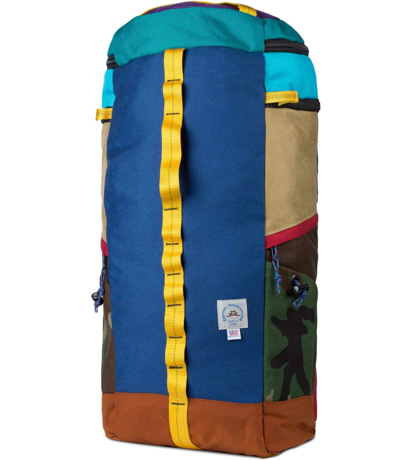 Epperson Mountaineering  Iris/Suede Blue Rock Pack