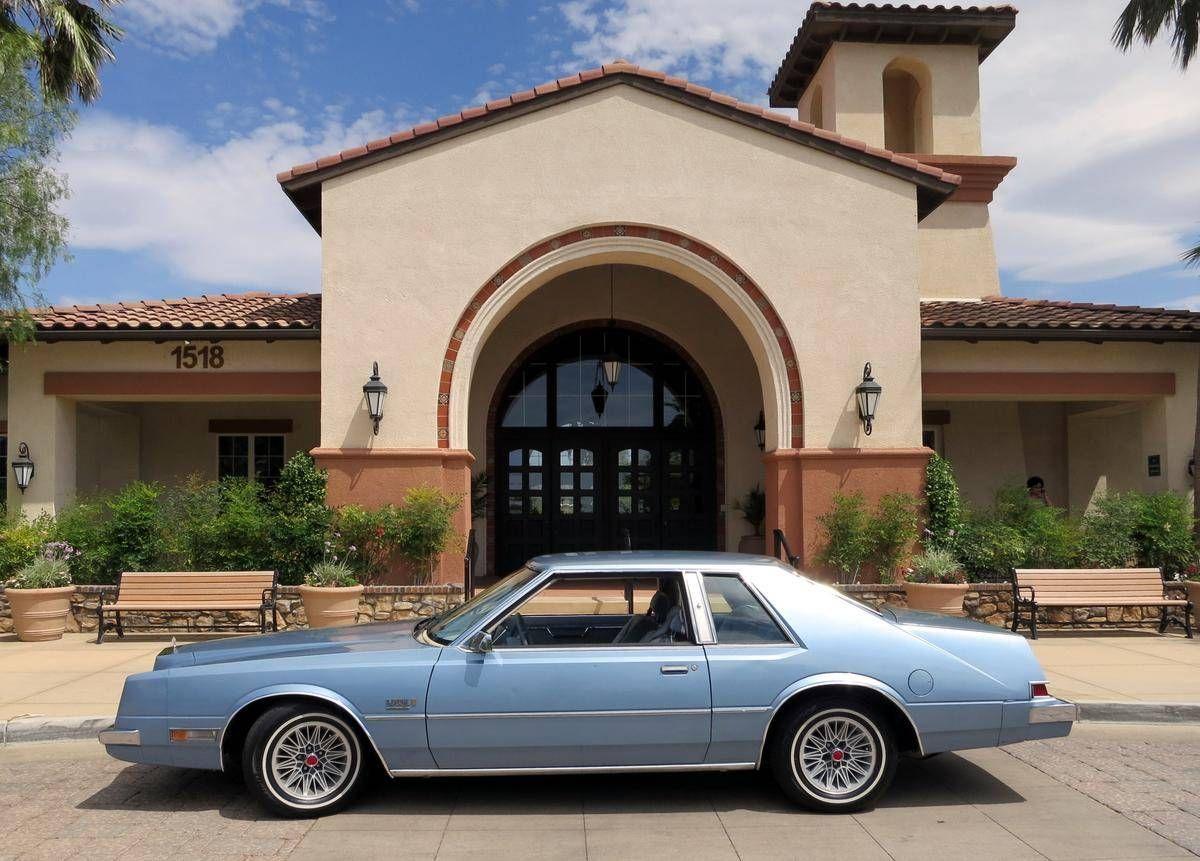 1981 Chrysler Imperial Frank Sinatra Edition Chrysler Chrysler
