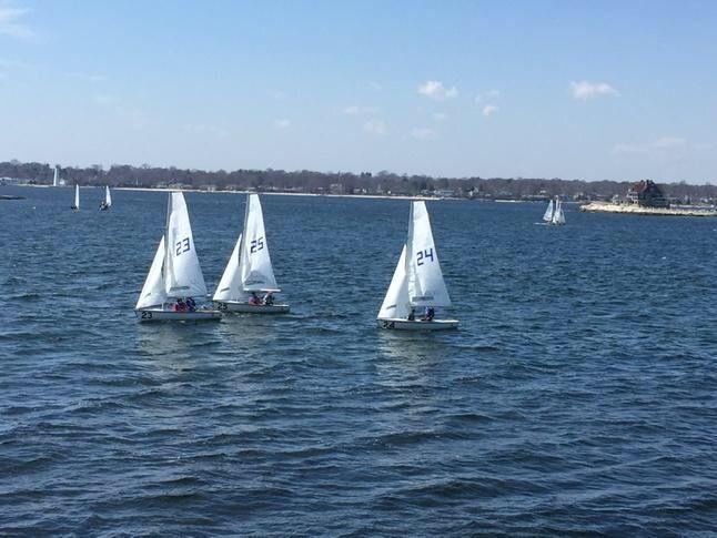 Williams Sailing team