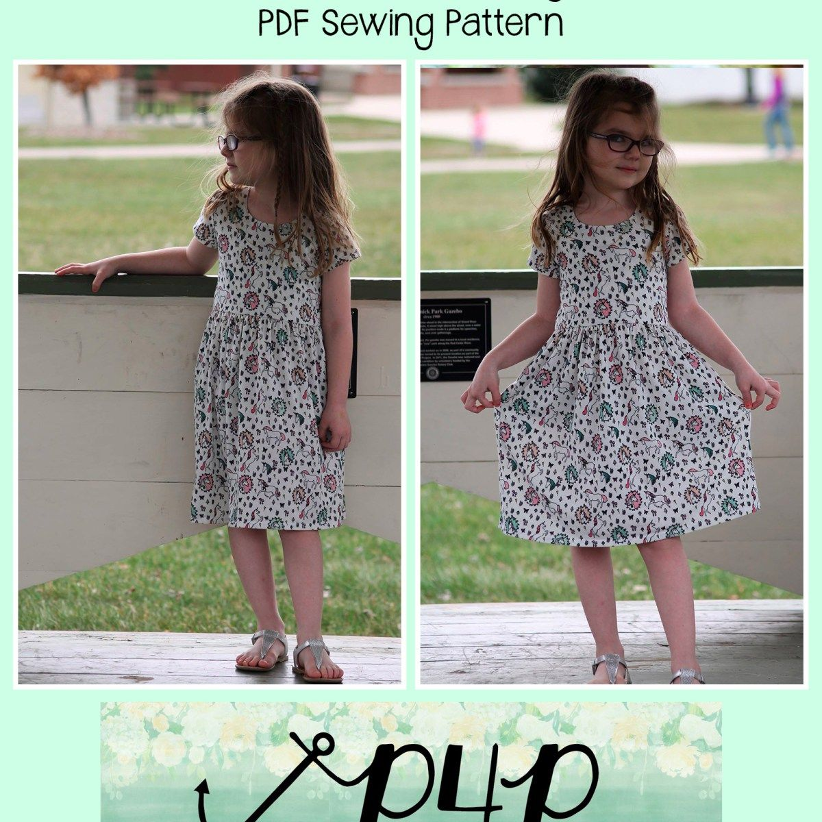 Boundless Youth Patterns For Pirates Short Sleeve Dresses