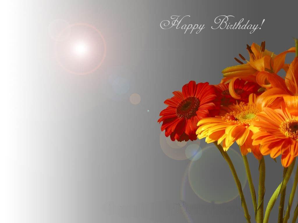 Happy birthday with flowers wb02504 harte van goud pinterest happy birthday with flowers wb02504 izmirmasajfo