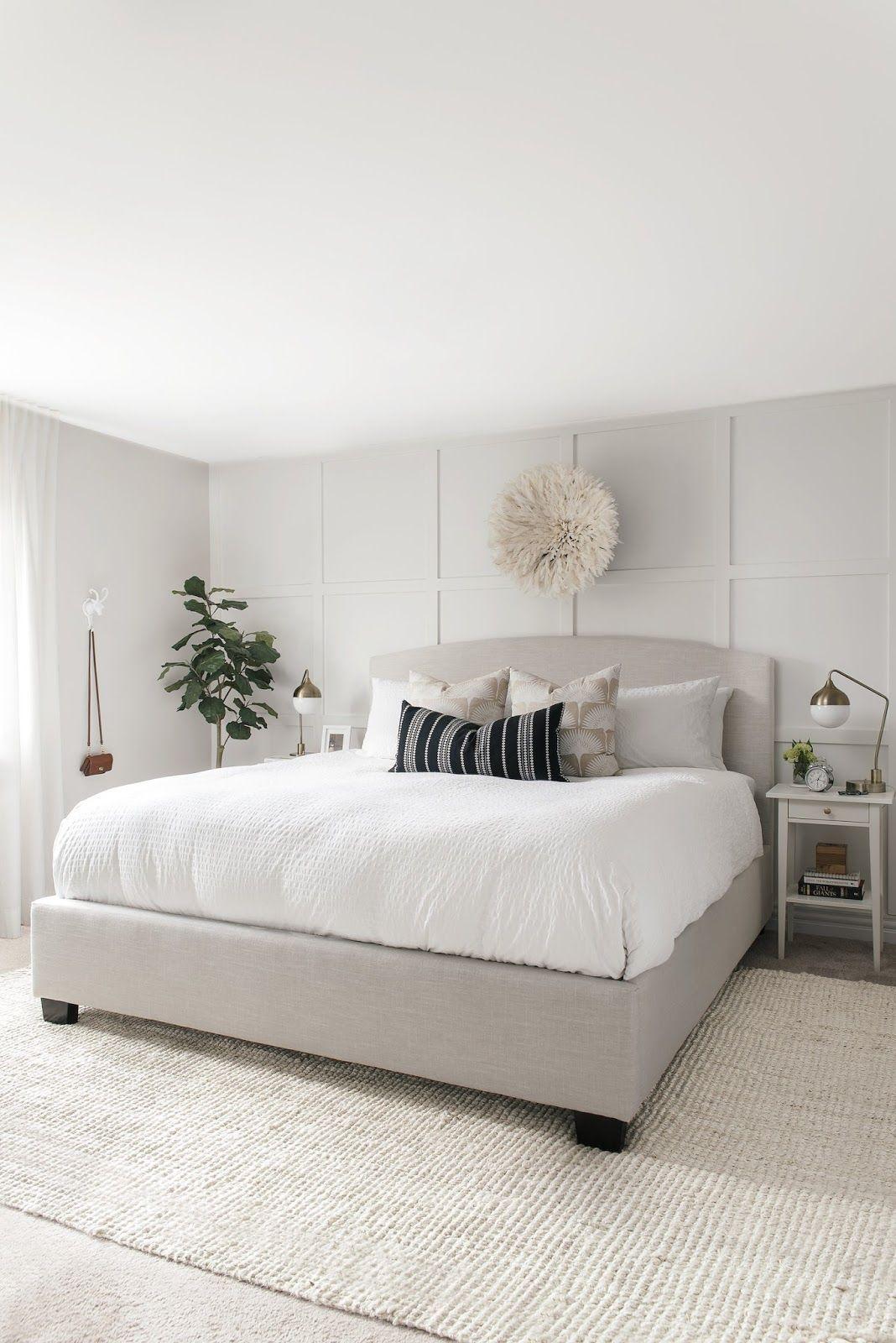 From Junk Room To Beautiful Bedroom The Big Reveal: One Room Challenge Master Bedroom- Week 6 The Reveal DIY