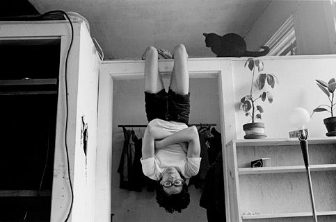 Self Portrait, 1970, Abelardo Morell: Morell Is One Of The Few Remaining  Contemporary