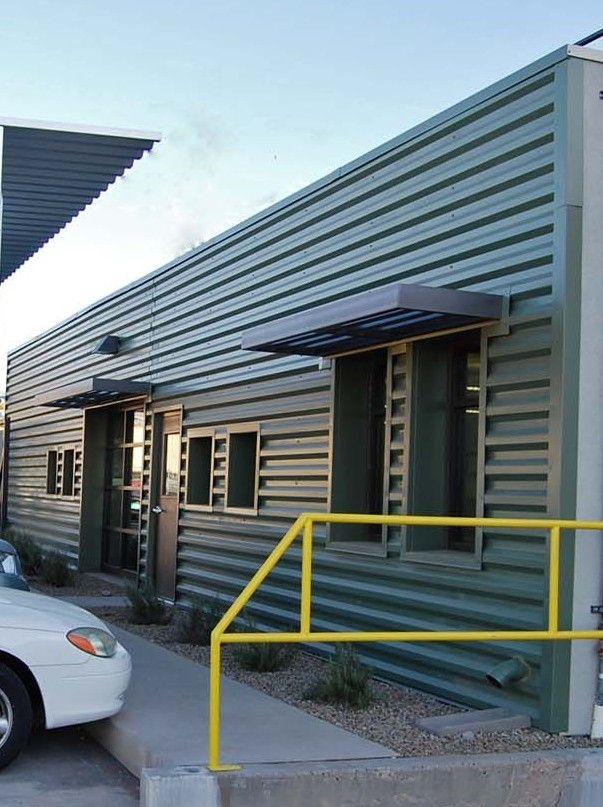 Western Rib Siding Emerald Green Metal Panels Architecture Metal Roof Panels Metal Siding