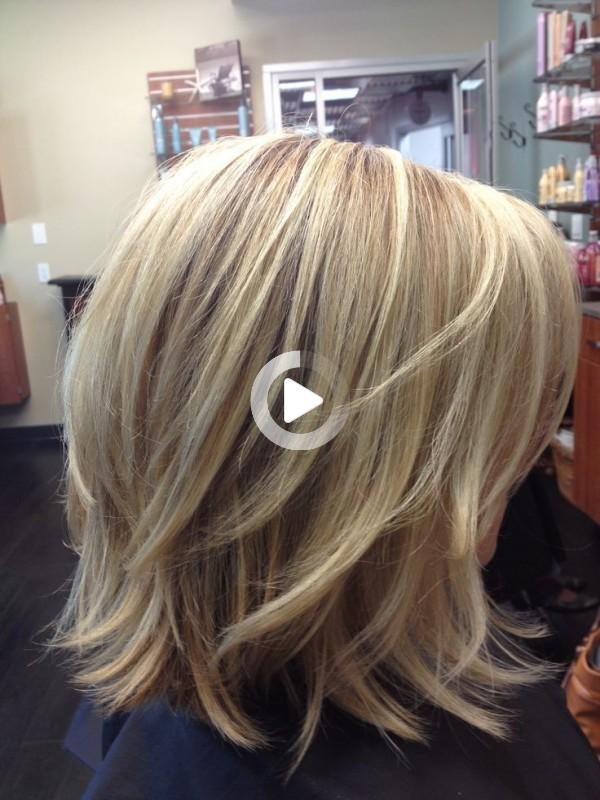30 de los mejores peinados de longitud media  – Peinados