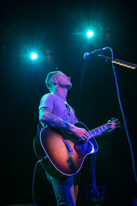 Photos: An evening with Corey Taylor, NYC, Irving Plaza, 7/7/15 | Metal Insider