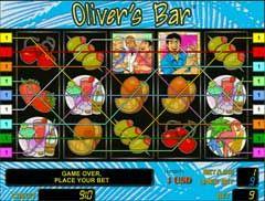 играть бесплатно автоматы оливер бар